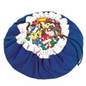 Play&Go Saco Arrumação Azul Clássico