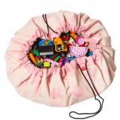 Play&Go Saco Arrumação Elefante Rosa