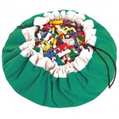 Play&Go Saco Arrumação Verde Clássico