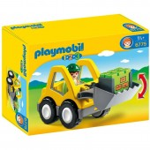 Playmobil 6775 Mini escavadora