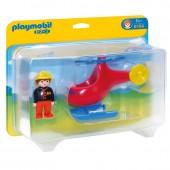 Playmobil 6789 Helicóptero de resgate