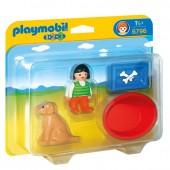 Playmobil 6796 Menina com cão