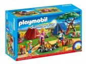 Playmobil 6888 Acampamento com fogueira