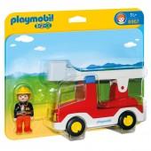 Playmobil 6967 - Camião de Bombeiro