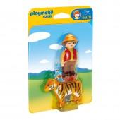 Playmobil 6976 - Domador com tigre