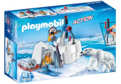Playmobil Action - Exploradores com Ursos Polares