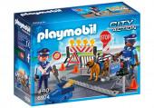 Playmobil City Action - Controlo de Polícia