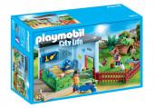 Playmobil City Life - Anexo para Pequenos Animais
