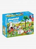 Playmobil City Life - Festa no Jardim