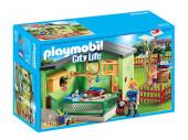 Playmobil City Life - Refúgio para Gatos