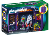 Playmobil Cofre Casa Assombrada