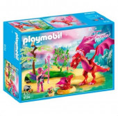 Playmobil Faires - Dragão com Bebé