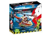 Playmobil Ghostbusters - Helicóptero Henkman