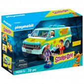Playmobil Scooby-Doo - A Máquina do Mistério