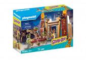 Playmobil Scooby-Doo - Aventura no Egipto