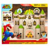 Playset Castelo Bowser Deluxe Super Mario