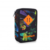 Plumier Triplo CoolPack Grunge Time