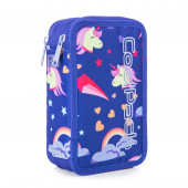 Plumier Triplo CoolPack Led Unicorns