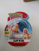 Pokémon Clip N Go Charmander