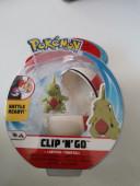 Pokémon Clip N Go Larvitar