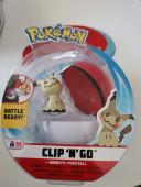 Pokémon Clip N Go Mimikyu