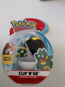 Pokémon Clip N Go Munchlax