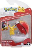 Pokémon Clip N Go Pikachu