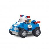 Police Carro Intervenção 121 pcs