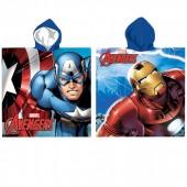 Poncho Avengers Marvel praia/piscina