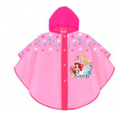 Poncho Capa Chuva Princesas Disney
