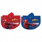 Poncho/capa chuva Spiderman - sortido