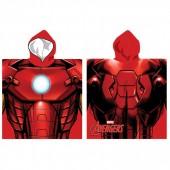 Poncho Iron Man Marvel Avengers