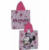 Poncho Micro-fibra Minnie