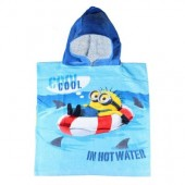 Poncho Minions - Cool in Hot Water