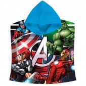 Poncho piscina Avengers