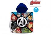 Poncho Praia Algodão Avengers Marvel