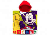 Poncho Praia Algodão Mickey Disney