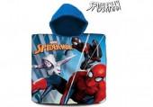 Poncho Praia Algodão Spiderman Marvel