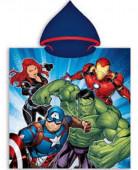 Poncho Praia Microfibra Avengers Marvel