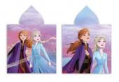 Poncho Praia Microfibra Frozen 2 Disney