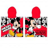 Poncho Praia Microfibra Mickey Disney