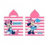 Poncho Praia Microfibra Minnie Happy Disney
