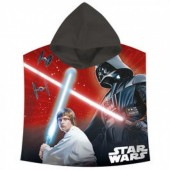 Poncho Praia Star Wars Darth Vader