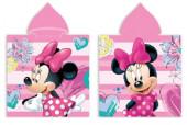 Poncho Praia Verão Microfibra Minnie Disney