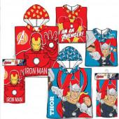 Poncho Toalha de algodão Avengers