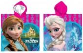 Poncho toalha Frozen Disney - Elsa e  Anna