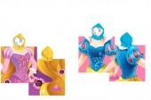 Poncho Toalha microfibra Princesas Disney - Sortido