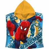 Poncho toalha Spiderman Marvel
