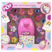 Pop Girls - Conjunto Manicure com forno