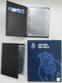 Porta Cartoes Pele FCP Porto